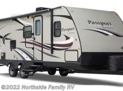 New 2017  Keystone Passport 3220BH by Keystone from Northside RVs in Lexington, KY