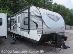 Used 2016  Forest River Salem Cruise Lite 27DBUD
