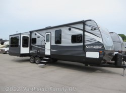 New 2018  Keystone Springdale 311RE by Keystone from Northside Family RV in Lexington, KY