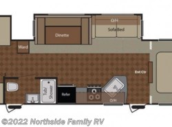 Used 2015  Keystone  Summerland 3030BH by Keystone from Northside RVs in Lexington, KY