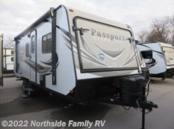 New 2018  Keystone Passport 217EXP by Keystone from Northside Family RV in Lexington, KY