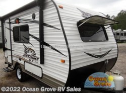 Used 2016  Jayco Jay Flight SLX 145RB by Jayco from Ocean Grove RV Sales in St. Augustine, FL