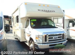 Used 2015  Winnebago Minnie Winnie 25B by Winnebago from Parkview RV Center in Smyrna, DE