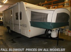 Used 2001  R-Vision Trail-Lite Bantam 22S by R-Vision from Paul's Trailer & RV Center in Greenleaf, WI
