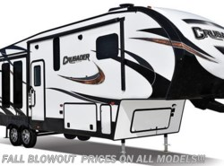 New 2018  Prime Time Crusader 340RST by Prime Time from Paul's Trailer & RV Center in Greenleaf, WI