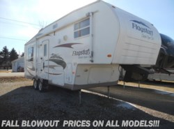 Used 2008  Forest River Flagstaff Classic Super Lite 8526RLS by Forest River from Paul's Trailer & RV Center in Greenleaf, WI
