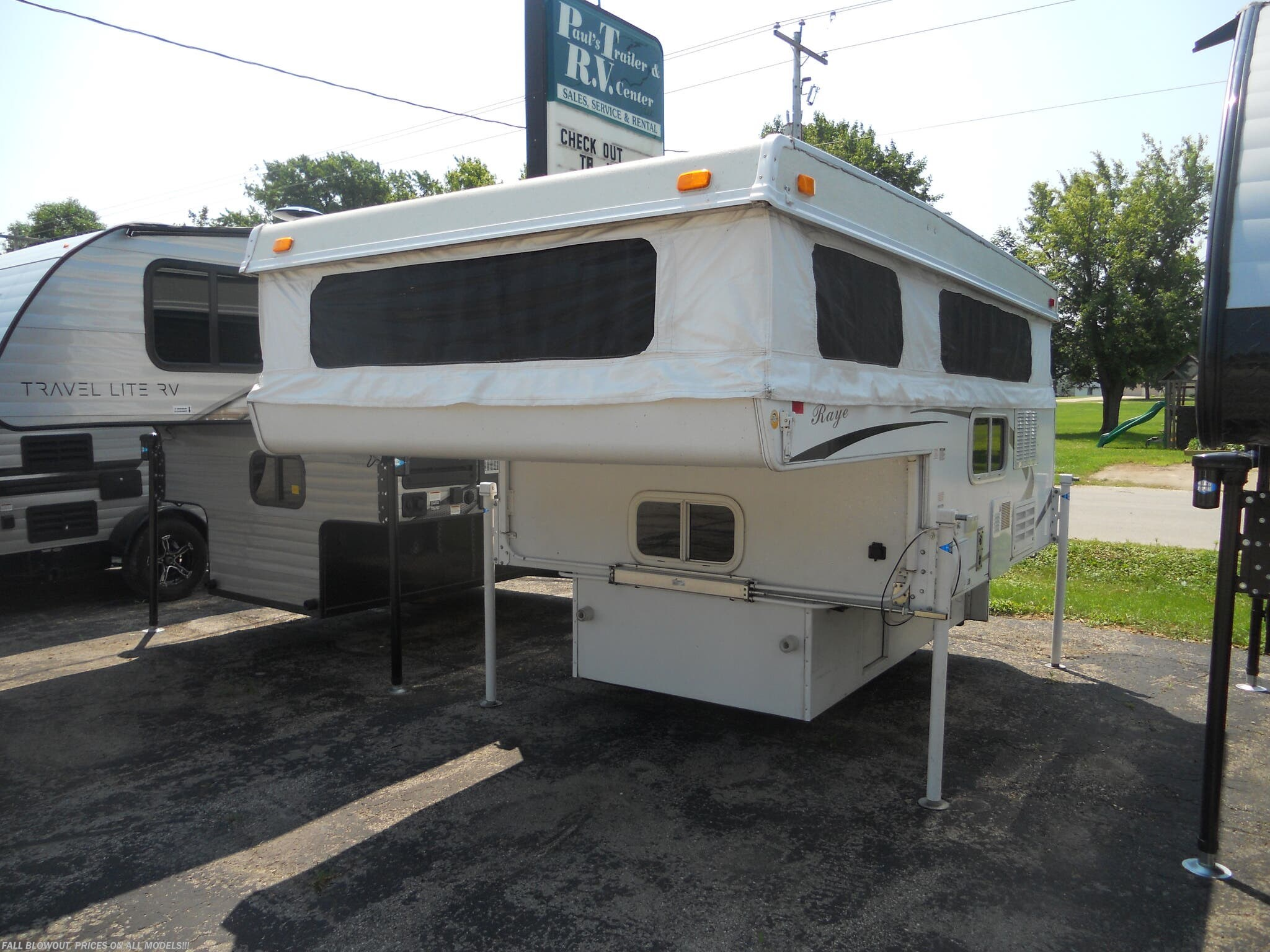 2010 Palomino Rv Bronco 1200 For Sale In Greenleaf Wi 54126 C10p8876