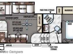 New 2016  Forest River Flagstaff Classic Super Lite 8528RKWS by Forest River from Campers Inn RV in Tucker, GA