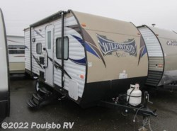 Used 2016  Forest River Wildwood 196BH by Forest River from Poulsbo RV in Auburn, WA