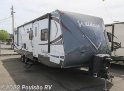 Used 2014  Forest River Wildcat 29BH