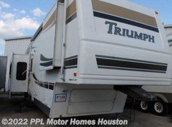 Used 2005  Fleetwood Triumph Regency 385RLQS by Fleetwood from PPL Motor Homes in Houston, TX