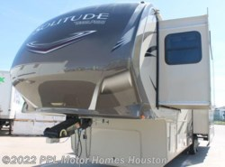 Used 2014  Grand Design Solitude 369RL by Grand Design from PPL Motor Homes in Houston, TX