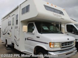 Used 2002  Jayco Greyhawk 26SS BM by Jayco from PPL Motor Homes in Houston, TX