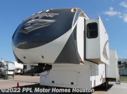 Used 2012  Forest River Sandpiper 346RET by Forest River from PPL Motor Homes in Houston, TX