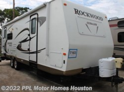 Used 2011  Rockwood  Ultra Lite 2604 by Rockwood from PPL Motor Homes in Houston, TX