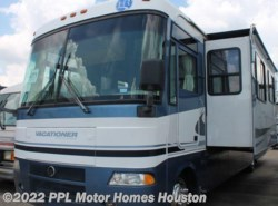 Used 2002  Holiday Rambler Vacationer 36DBD by Holiday Rambler from PPL Motor Homes in Houston, TX