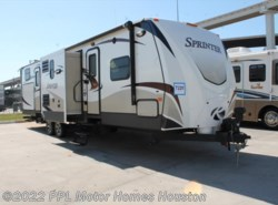 Used 2014 Keystone Sprinter 316 BIK available in Houston, Texas