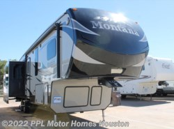 Used 2015  Keystone Montana High Country 343 RL