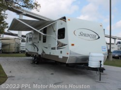 Used 2010  Keystone Sprinter 300KBS by Keystone from PPL Motor Homes in Houston, TX