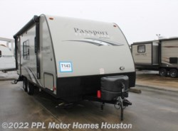 Used 2016  Keystone Passport Express 195RB by Keystone from PPL Motor Homes in Houston, TX