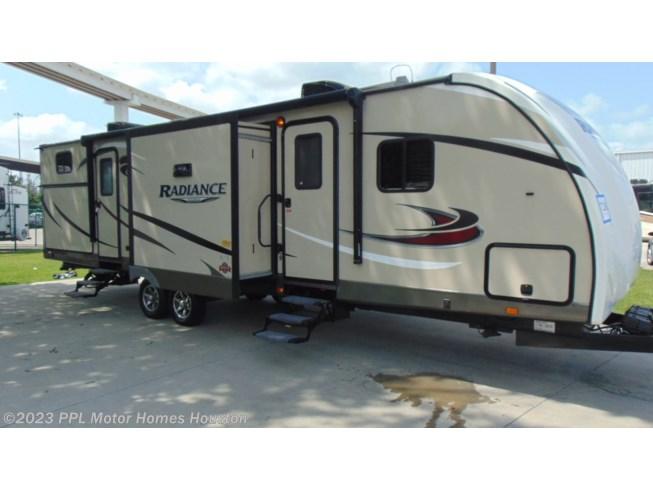 Rv Stovesovens Microwaves Parts Ppl Motor Homes >> Travel Trailer 2016 Cruiser Rv Radiance Touring Series 32tsbh