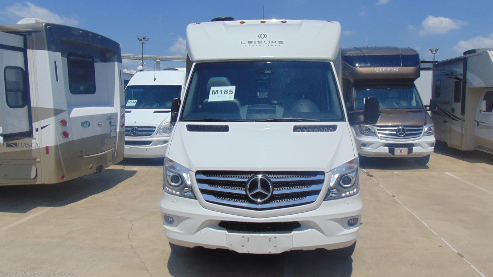 Lp Gas Cooktops For Rv On Sale Now Ppl Motor Homes >> 2017 Leisure Travel Rv Unity U24tb For Sale In Houston Tx 77074 M185