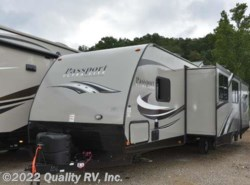 New 2017  Keystone  3220BH PASSPORT ULTRA LITE GRAND TOURING by Keystone from Quality RV, Inc. in Linn Creek, MO