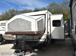 New 2017  Forest River  21BD ROCKWOOD ROO by Forest River from Quality RV, Inc. in Linn Creek, MO