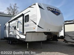 New 2017  Forest River  33BHOK SALEM by Forest River from Quality RV, Inc. in Linn Creek, MO