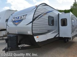New 2018  Forest River  30QBSS SALEM by Forest River from Quality RV, Inc. in Linn Creek, MO