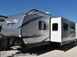 New 2018  Forest River Salem 27DBUD by Forest River from Quality RV, Inc. in Linn Creek, MO
