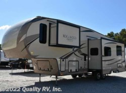 New 2018  Forest River Rockwood Signature Ultra Lite 8301WS by Forest River from Quality RV, Inc. in Linn Creek, MO