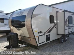 New 2018  Forest River Rockwood Mini Lite 2109S by Forest River from Quality RV, Inc. in Linn Creek, MO