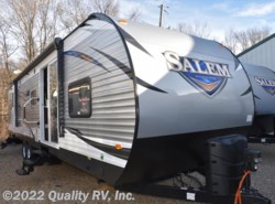 New 2018  Forest River Salem 36BHBS by Forest River from Quality RV, Inc. in Linn Creek, MO