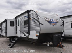 New 2018  Forest River Salem 32BHI by Forest River from Quality RV, Inc. in Linn Creek, MO