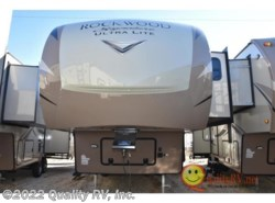 New 2018  Forest River Rockwood Signature Ultra Lite 8299BS by Forest River from Quality RV, Inc. in Linn Creek, MO