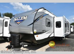 New 2018  Forest River Salem 32BHDS by Forest River from Quality RV, Inc. in Linn Creek, MO