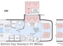 New 2018  Winnebago View 24V by Winnebago from Ray Wakley's RV Center in North East, PA