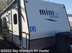 Used 2016 Forest River Rockwood Mini Lite 2304KS available in North East, Pennsylvania