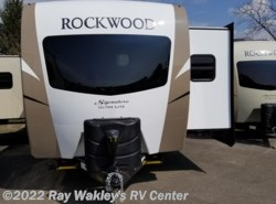 New 2018  Forest River Rockwood Signature Ultra Lite 8329SS by Forest River from Ray Wakley's RV Center in North East, PA