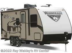 New 2018  Winnebago Micro Minnie 1700BH by Winnebago from Ray Wakley's RV Center in North East, PA