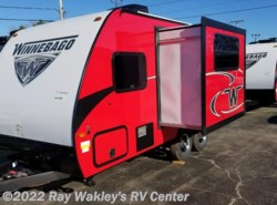 New 2018  Winnebago Micro Minnie 1808FBS by Winnebago from Ray Wakley's RV Center in North East, PA