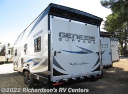 New 2018  Genesis  Genesis Supreme 25 FS by Genesis from Richardson's RV Centers in Temecula, CA