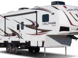 Used 2014  Dutchmen Voltage V3305 by Dutchmen from Luke's RV Sales & Service in Lake Charles, LA