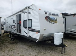 Used 2013  Forest River Wildwood 36BNBS by Forest River from McClain's RV Rockwall in Rockwall, TX