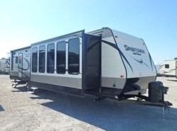 New 2018  K-Z Sportsmen 363FL by K-Z from McClain's Longhorn RV in Sanger, TX