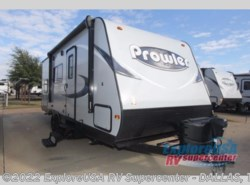 New 2018  Heartland RV Prowler Lynx 22 LX by Heartland RV from ExploreUSA RV Supercenter - MESQUITE, TX in Mesquite, TX
