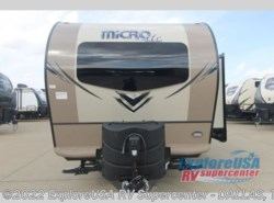 New 2019  Forest River Flagstaff Micro Lite 25BRDS by Forest River from ExploreUSA RV Supercenter - MESQUITE, TX in Mesquite, TX