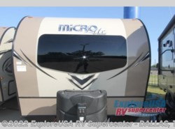 New 2019  Forest River Flagstaff Micro Lite 23LB by Forest River from ExploreUSA RV Supercenter - MESQUITE, TX in Mesquite, TX