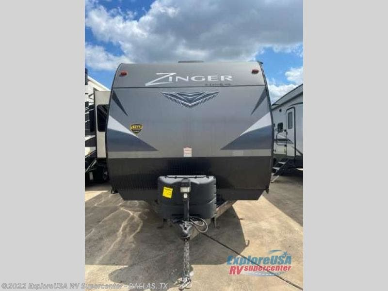 2019 CrossRoads Zinger ZR292RE